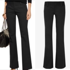 Alice + Olivia black trousers 6